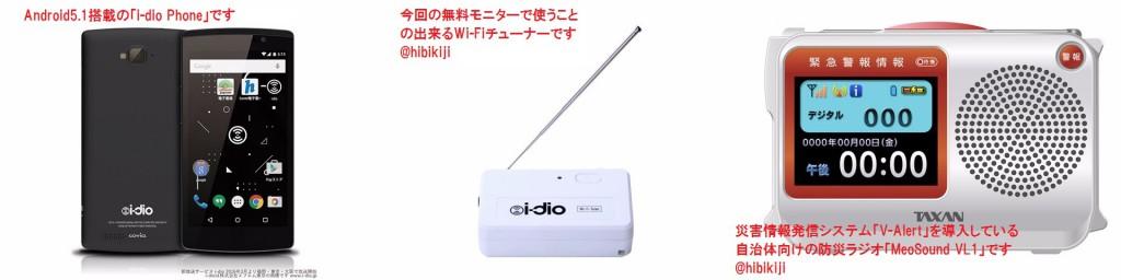 mobile-service-idio-monitor-gadget